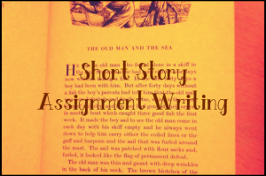 short story assignment writing
