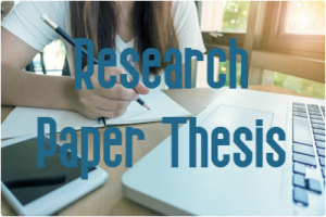 Help me to do my research paper